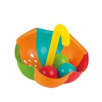 Hape Juguete baño bebé Atrapa Bolas Paraguas (Barrutoys E0206)