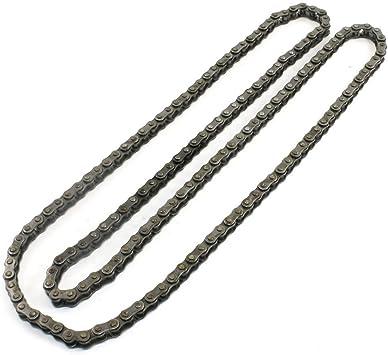 Reemplazo de 80 eslabones de la cadena de metal para bicicleta de la bici de 1,5 metros: Amazon.es: Deportes y aire libre