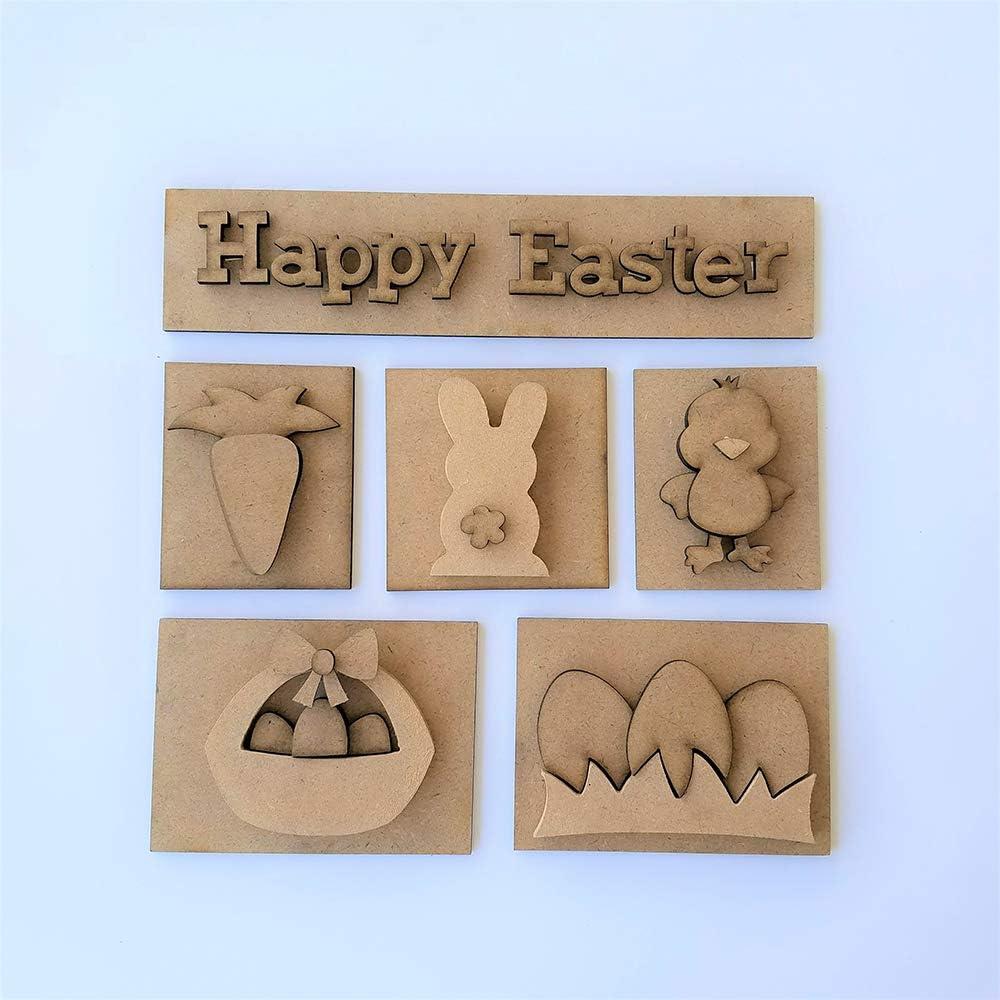 Foundations Décor, Shadow Box Kit - Easter