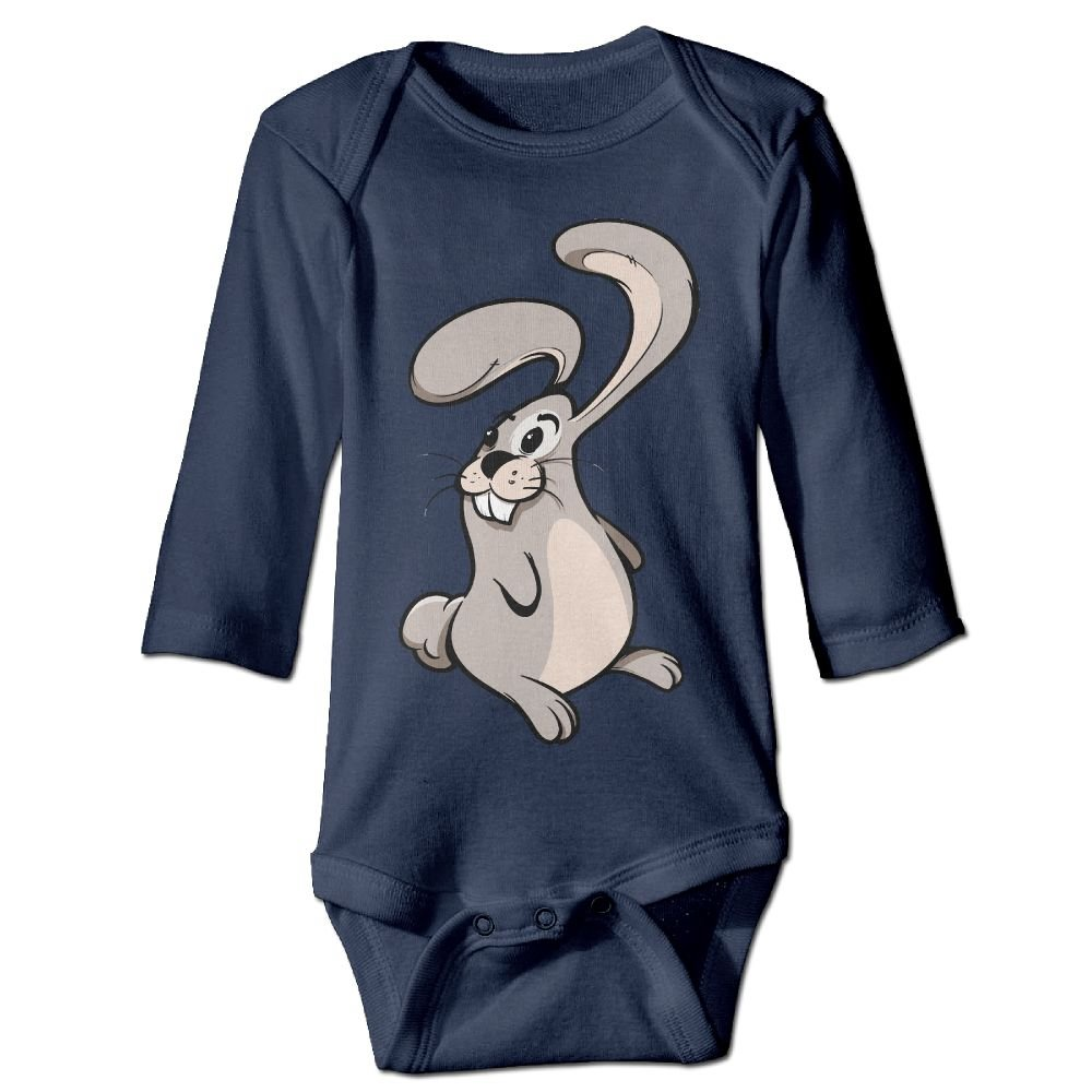 Lovely Bunny Newborn Cotton Jumpsuit Romper Bodysuit Onesies Infant Boy Girl Clothes