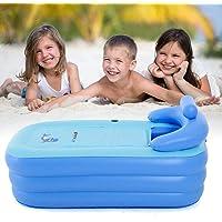 SENDERPICK - Bañera portátil de PVC para adultos