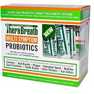 TheraBreath Multi Symptom Probiotics Home Treatment System - 9 Sticks