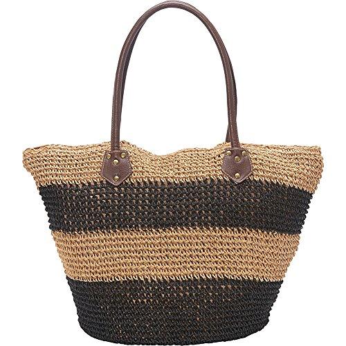 cappelli-crochet-toyo-striped-bag-tan-black-stripes
