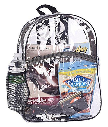 Bags Less Transparent Security Trim Adjustable product image