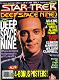 The Official Star Trek Deep Space Nine Magazine Volume 8