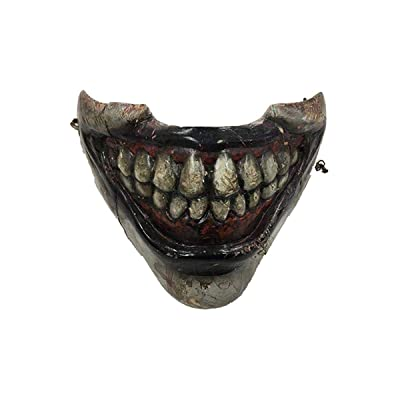 Trick Or Treat Studios American Horror Story Twisty Mouthpiece Movie Mold, Mask: Toys & Games