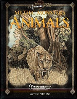 Mythic Monsters Animals Volume 28 Mike D Welham Victoria
