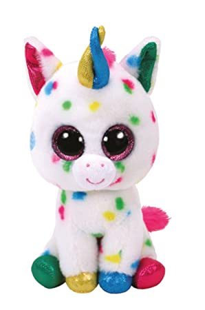 Ty Harmonie Peluche Unicornio, Color, Blanco (United Labels Ibérica 36891TY)