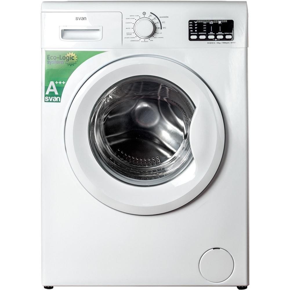 Svan lavadora carga frontal svl8101a 8kg: Amazon.es: Grandes ...