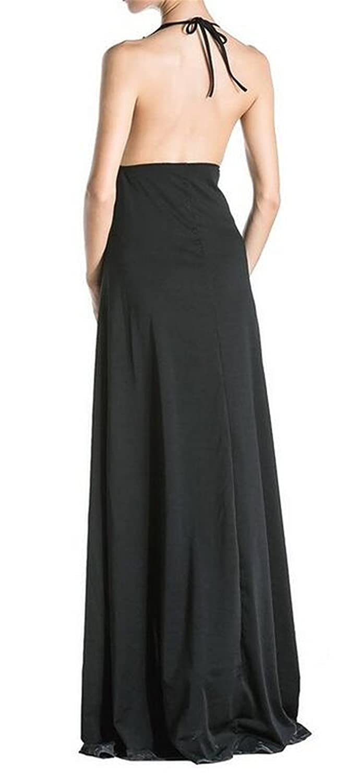SimpleDressUK Long Elegant Deep V-Neck Appliques Prom Sexy Dresses