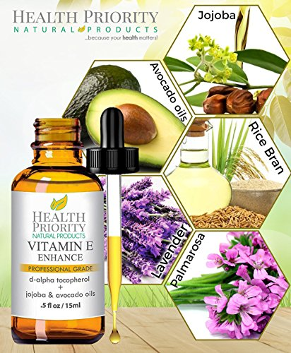 Vitamin E Health Priority Natural Products Reviews