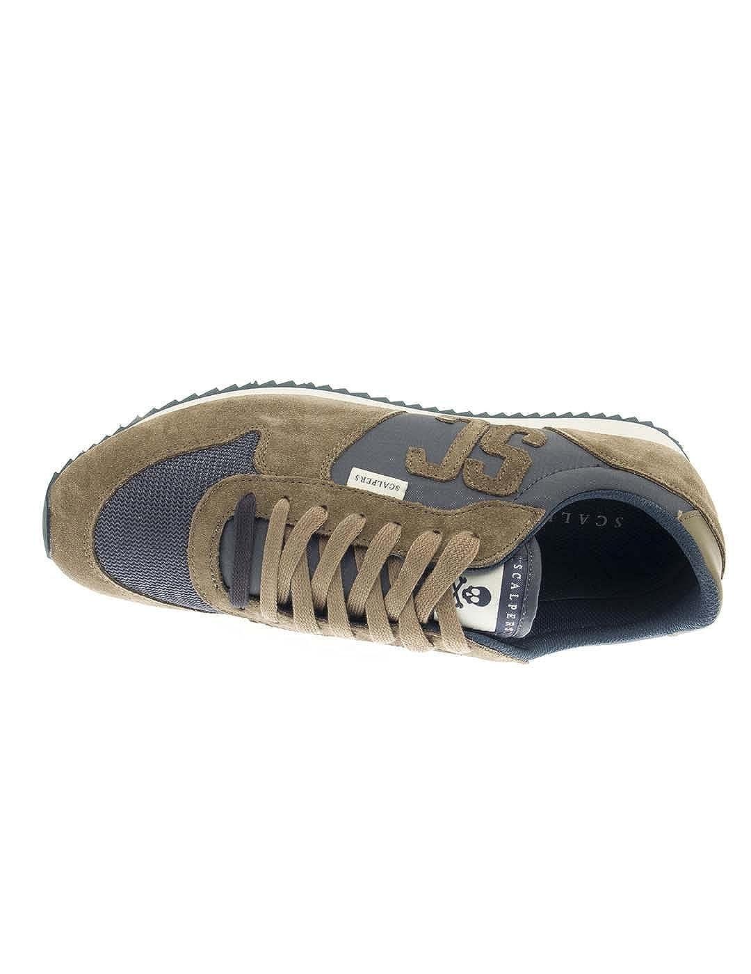 Zapatilla SCALPERS SC Insignia 02 Khaki: Amazon.es: Zapatos y complementos