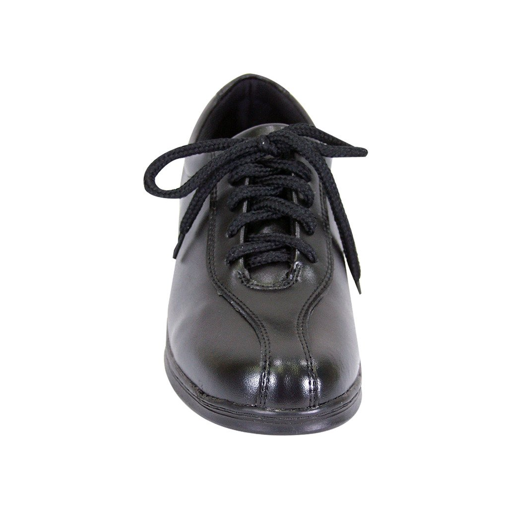 24 Hour Comfort  Valerie Women Extra Wide Width Lace up Shoes Black 11 by 24 Hour Comfort (Image #3)