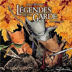 """Afficher """"Légendes de la Garde n° 1 Automne 1152"""""""