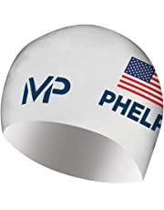 MP Michael Phelps USA Limited Edition Race Gorra, Hombre