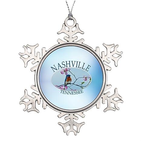Amazon Com Xmas Trees Decorated Nashville Vintage Glass Christmas