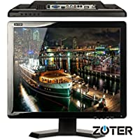 SOTER SECURITY 19 inch 12801024 TFT LCD Monitor Screen HDMI VGA BNC for PC Security CCTV Camera