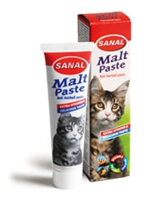 Record Sanal, quitar pelaje bolo pasta, whiskies de Malta, para gatos