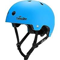 TurboSke Multi-Sport Bike Safety Helmet (Blue)
