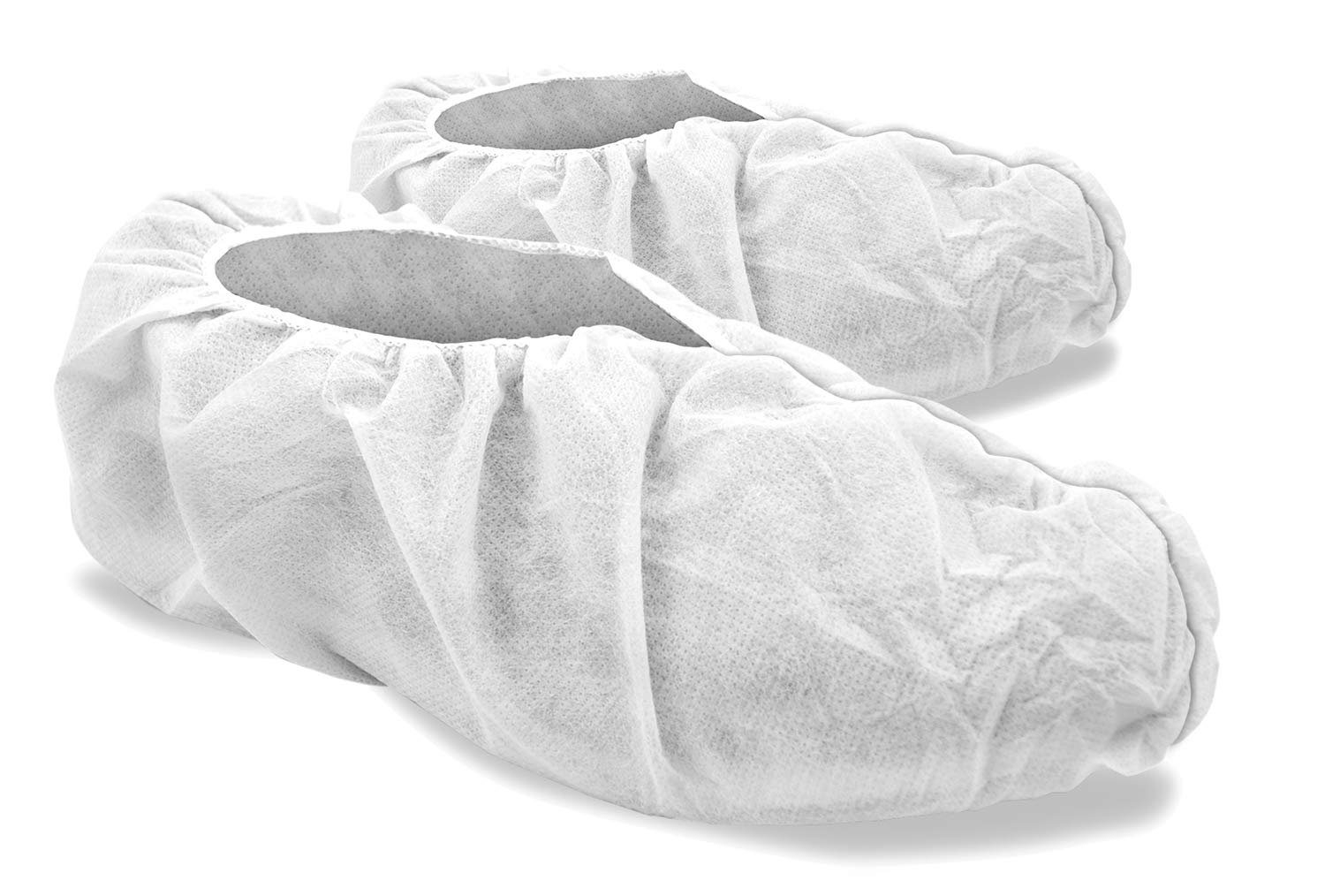 SAS Safety 6883-L Polypropylene shoe covers, Box of 150 pairs by SAS Safety