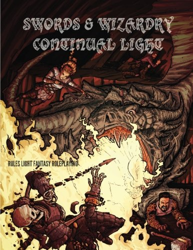 Swords & Wizardry Continual Light