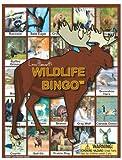 Wildlife Bingo Board Game