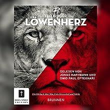 Löwenherz: Ein Hörbuch über Mut, Entschlossenheit und Stärke Hörbuch von Leo Bigger Gesprochen von: Jonas Hartmann, Omid Paul Eftekhari