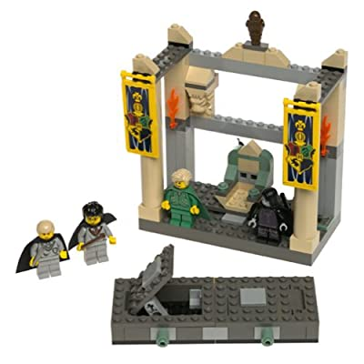LEGO Harry Potter The Dueling Club Set 4733: Toys & Games [5Bkhe1206560]