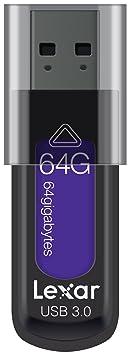 Lexar Jumpdrive S57 USB-Stick (USB 3.0) violett 64 GB