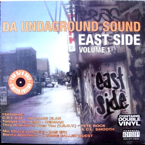 Da Undaground Sound, Vol. 1: East SideExplicit Lyrics