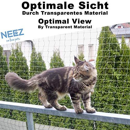 NEEZ Red para Gatos (Transparente)