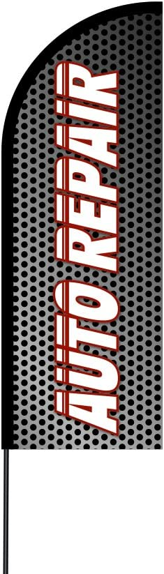 The Curbie Propane Feather Flag Flex Banner Carbon Composite Pole Kit JI-FI81-D3AW 14