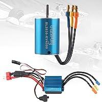 Crazepony-UK BL2838 4500KV Sensorless Brushless Motor and 35A