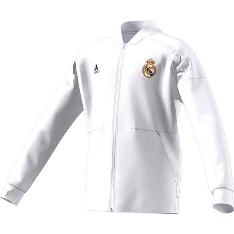 Amazon.com: adidas 2018 – 2019 Real Madrid ZNE Anthem ...