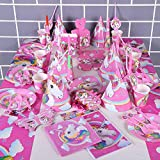 Black Friday Deal 145 PCS Unicorn Themed Party