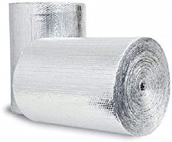 Reflectix 100-sq ft Double Bubble Insulation Designed Reflective Roll Insulation