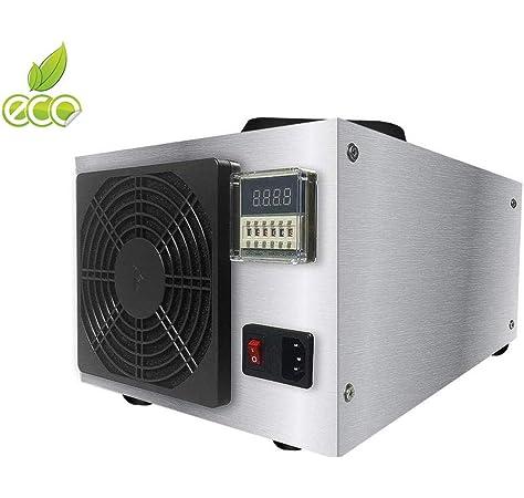 buyaolian 50g Generador de ozono Natural Eliminador de olores y ...