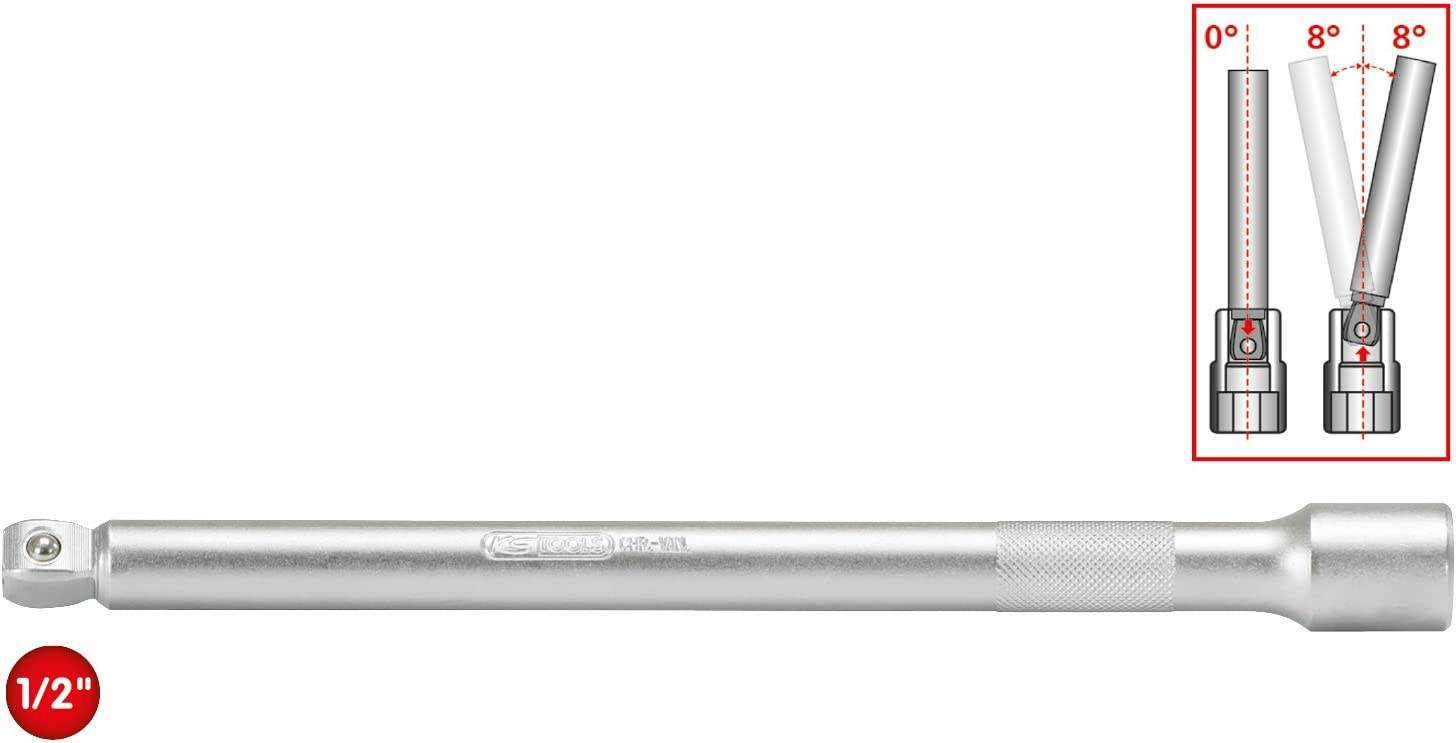 KS Tools 911.1383 Rallonge articul/ée 1//2 125 mm