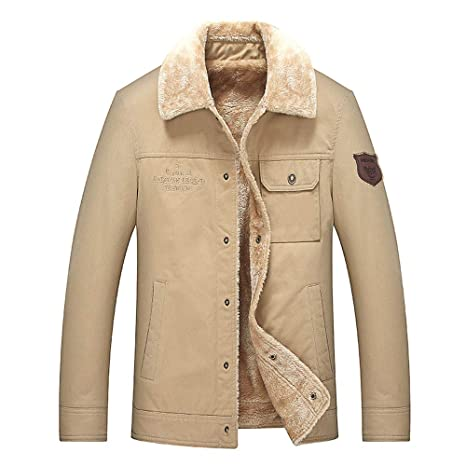 9fc7a7b3cf7 Image Unavailable. Image not available for. Color  Jacket Plus Size Winter  for Men