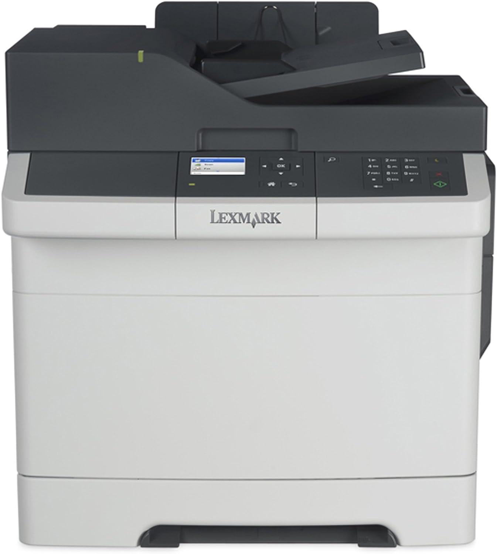 Amazon.com: Impresora láser a color Lexmark CX310n con ...