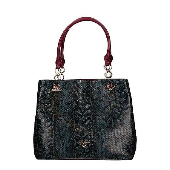 Guess shopping bag leither Leila python multicolor  Amazon.co.uk ... 15f30f6e61982