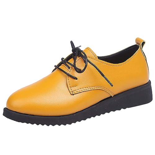 magasiner pour le luxe boutique de sortie nouvelles promotions DOLDOA Chaussure de Ville Femme Pas Cher, Chaussures de ...