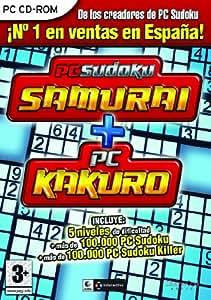 PC Sudoku Samurai + PC Kakuro