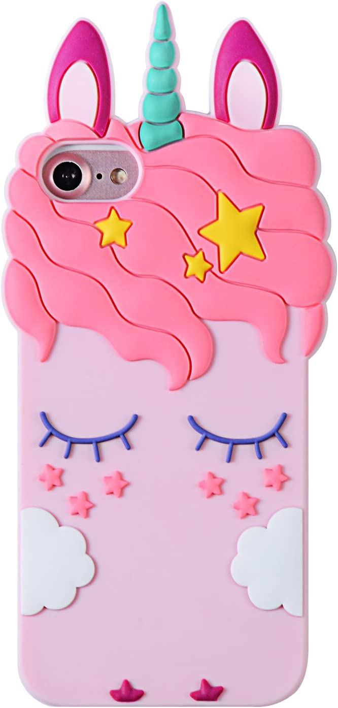 cover per iphone 6 unicorni