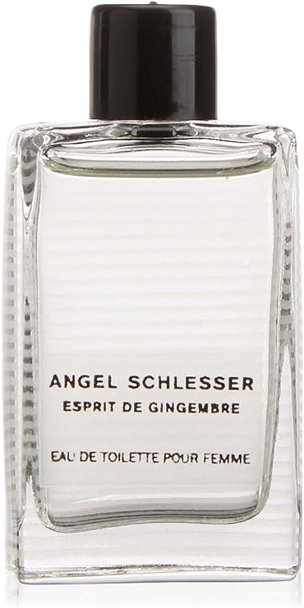 Angel Schlesser Esprit de Gingembre Femme Agua de Colonia 7 ml