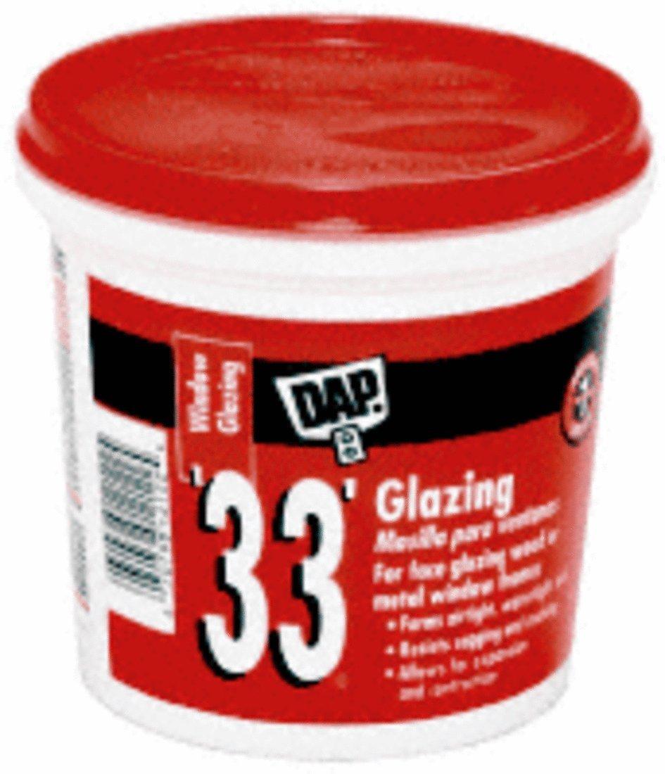 CRL-Quart DAP 33 weiß Fensterkitt: Amazon.de: Baumarkt