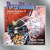 Das rote Universum (Perry Rhodan Silber Edition 9) | Clark Darlton, K.H. Scheer, Kurt Brand