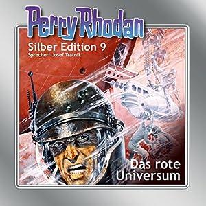 Das rote Universum (Perry Rhodan Silber Edition 9) Audiobook
