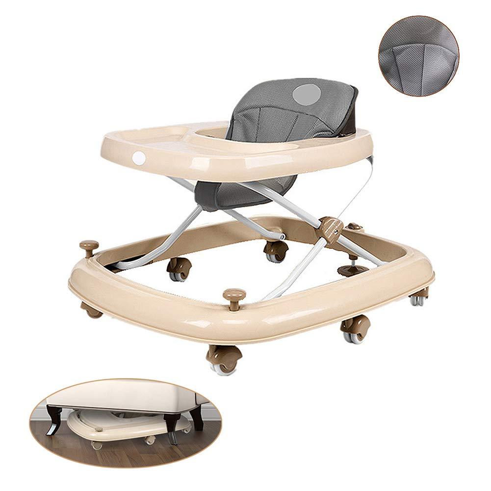 Rabbfay Ajustable Altura Bebé Andadores con Cinco Velocidades ...