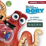 Buscando a Dory. Un cuento para cada vocal: a, e, i, o, u (Leo con Disney Nivel 1) (Buscando a Nemo)